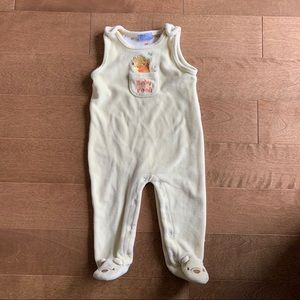 3/$10 DISNEY Unisex sleeveless sleep suit 6-12m